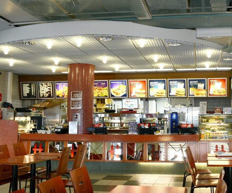 Fast Food / Cafenea